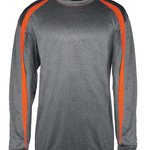 Pro Heather Fusion Long Sleeve T-Shirt