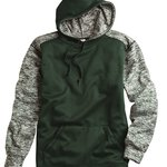 Sport Blend Performance Hooded Sweatshirt