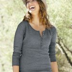 Women's Thermal Henley