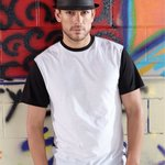 Adult Blackout Polyester Sublimation Tee