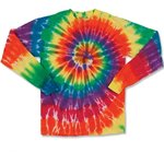Spiral Tie Dye Long Sleeve