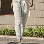 Melange Fleece Women's Jogger Pants