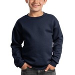 Youth Core Fleece Crewneck Sweatshirt