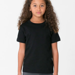BB101 Toddler Poly-Cotton S/S T-Shirt